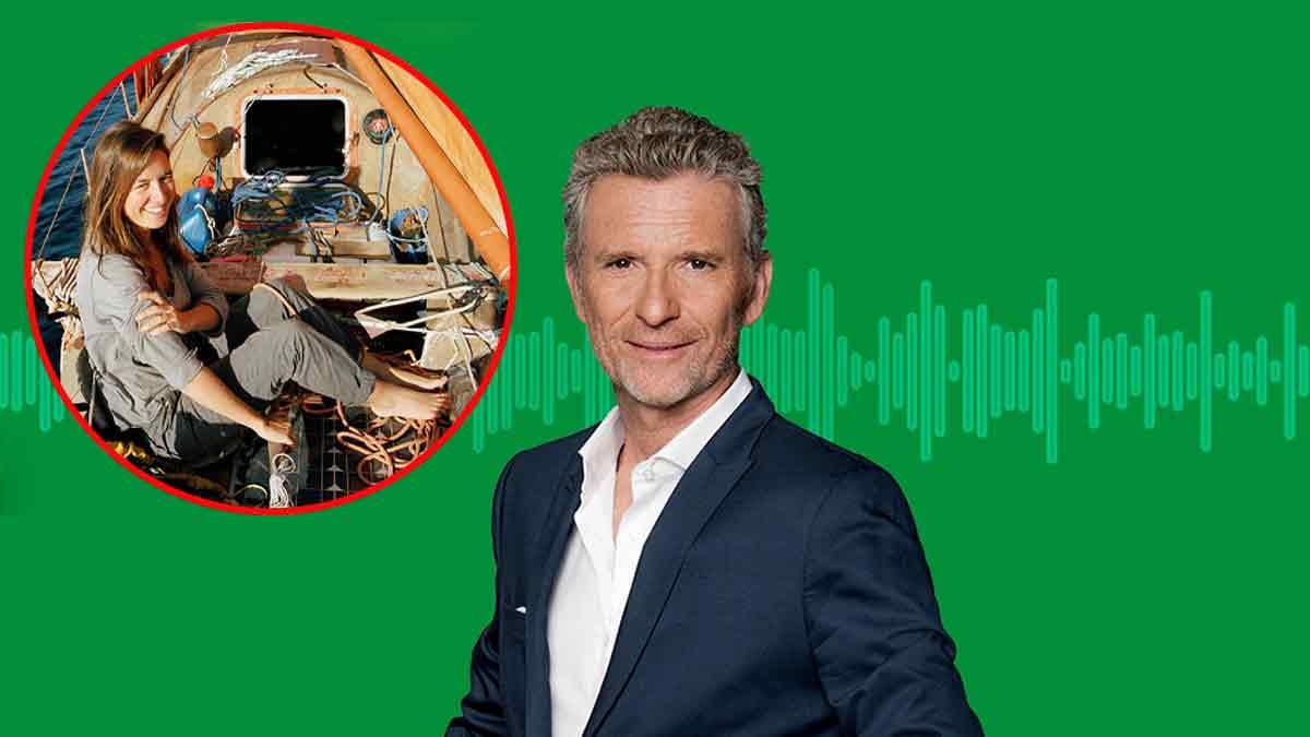 VIDEO : Denis Brogniart sur un bateau avec Capucine Trochet ? Confession inédite dans son Podcast !