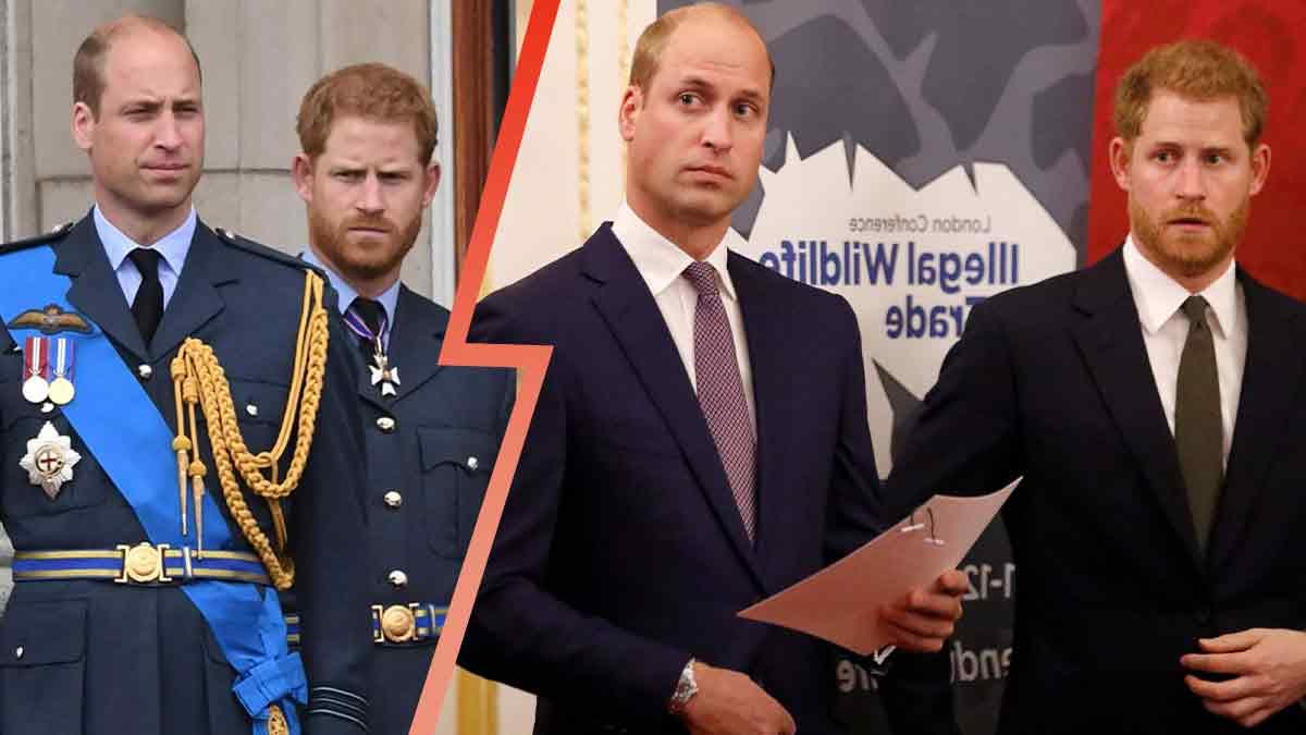 William VS Harry : Les dessous de la guerre entre prince révélés !