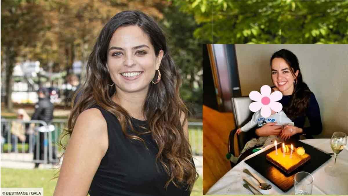 Anouchka Delon : Découvrez la première photo de son bébé !
