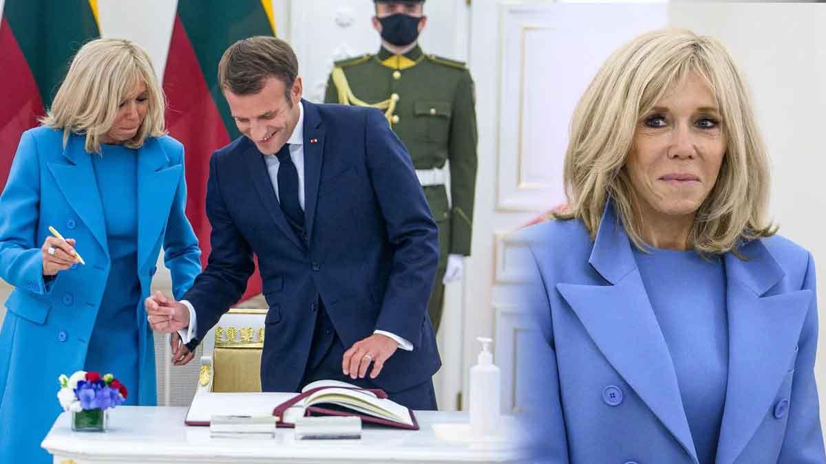 Brigitte Macron : Elle a écrit le dernier discours d'Emmanuel ? Confidences !