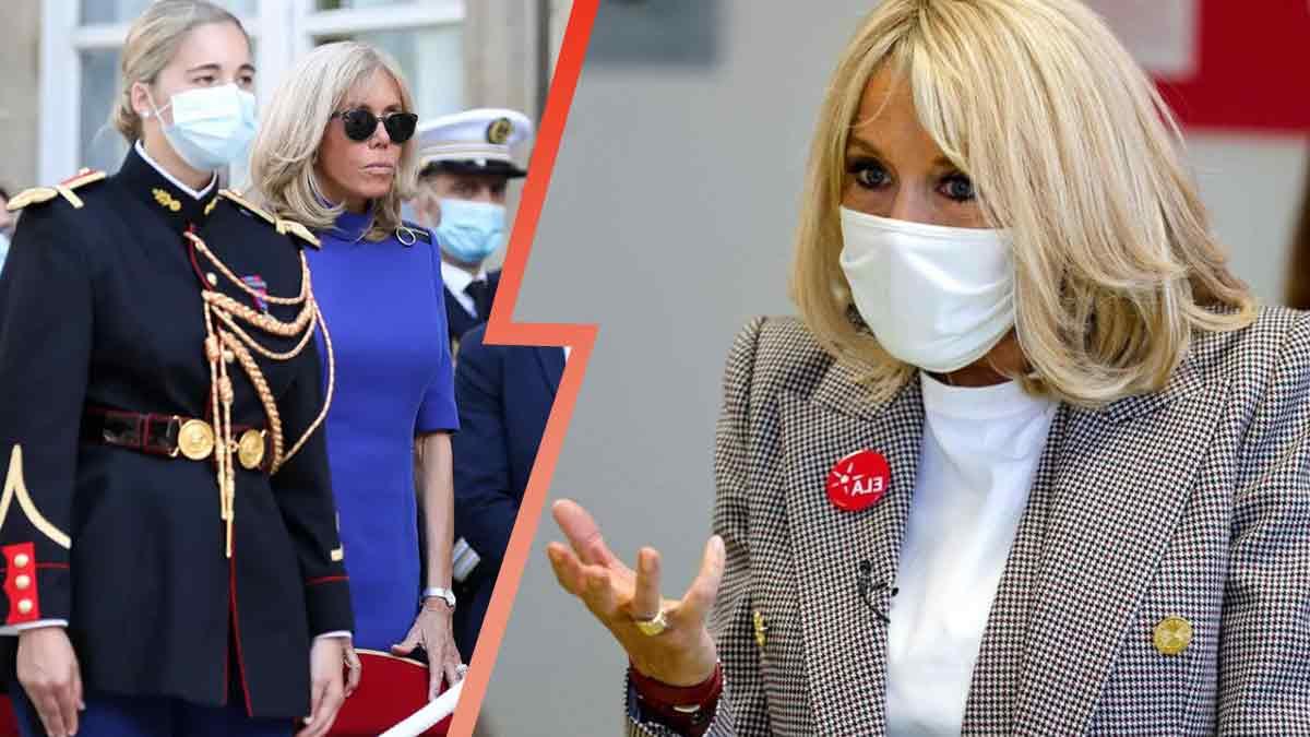 Brigitte Macron « portée disparue » ? Révélations sur sa quarantaine !