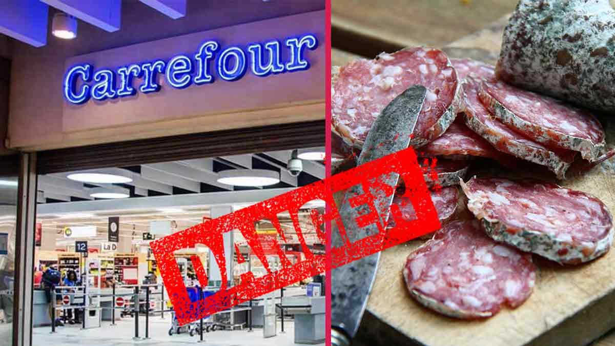 Carrefour : Cet ingrédient est toxique ! Ramenez-le absolument !