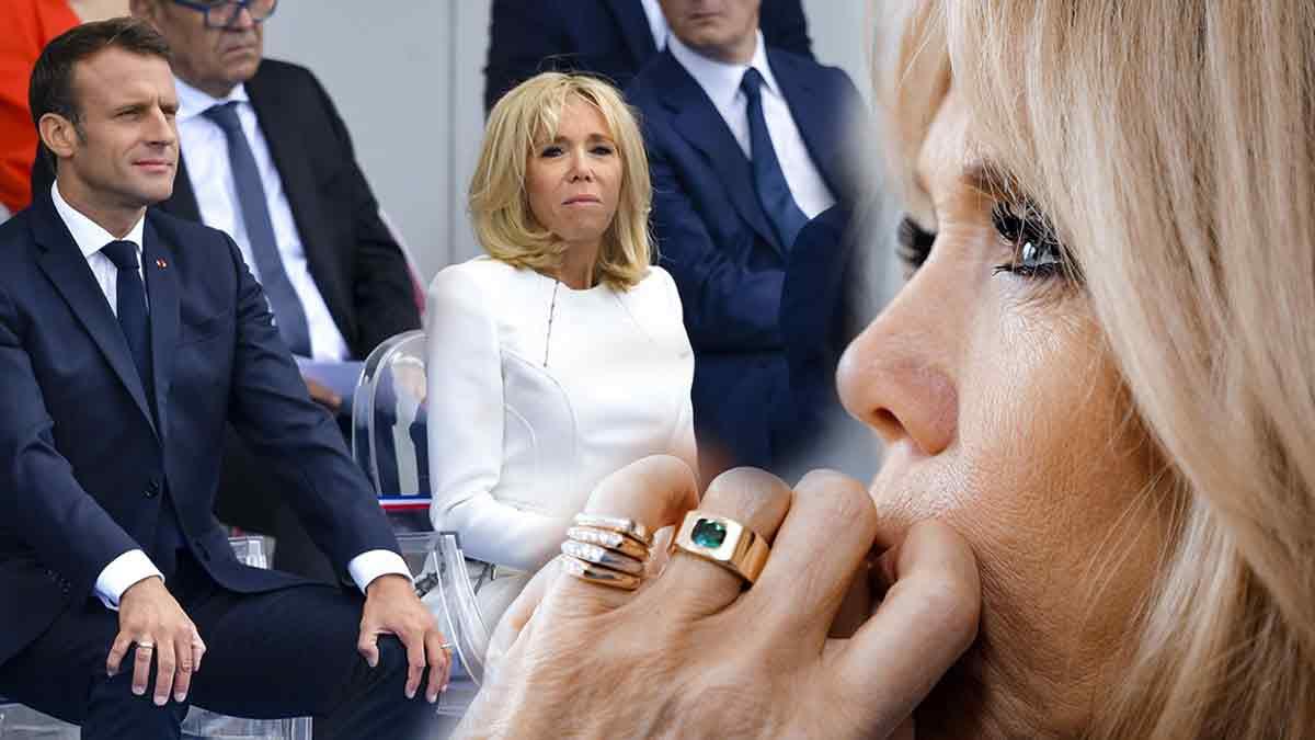 """""""Coup d'Etat"""" par Brigitte Macron ? Elle conteste la décision du Président !"""
