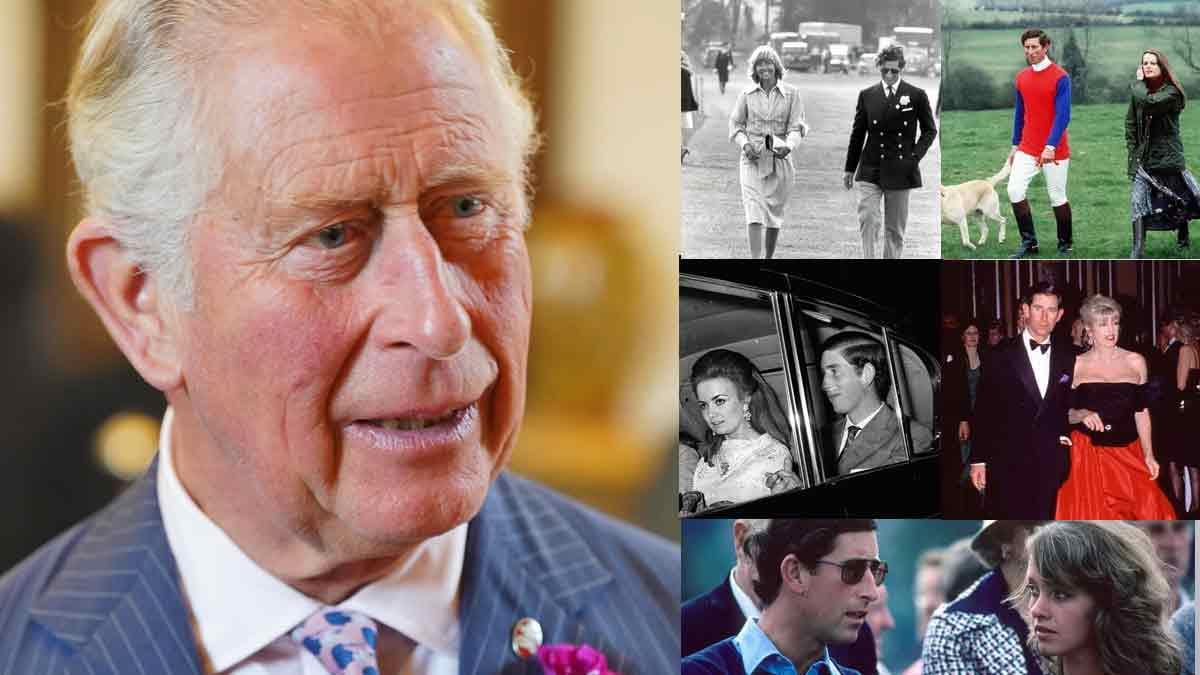 Diana, Barbra, Camilla…Toutes les relations du Prince Charles dévoilées !