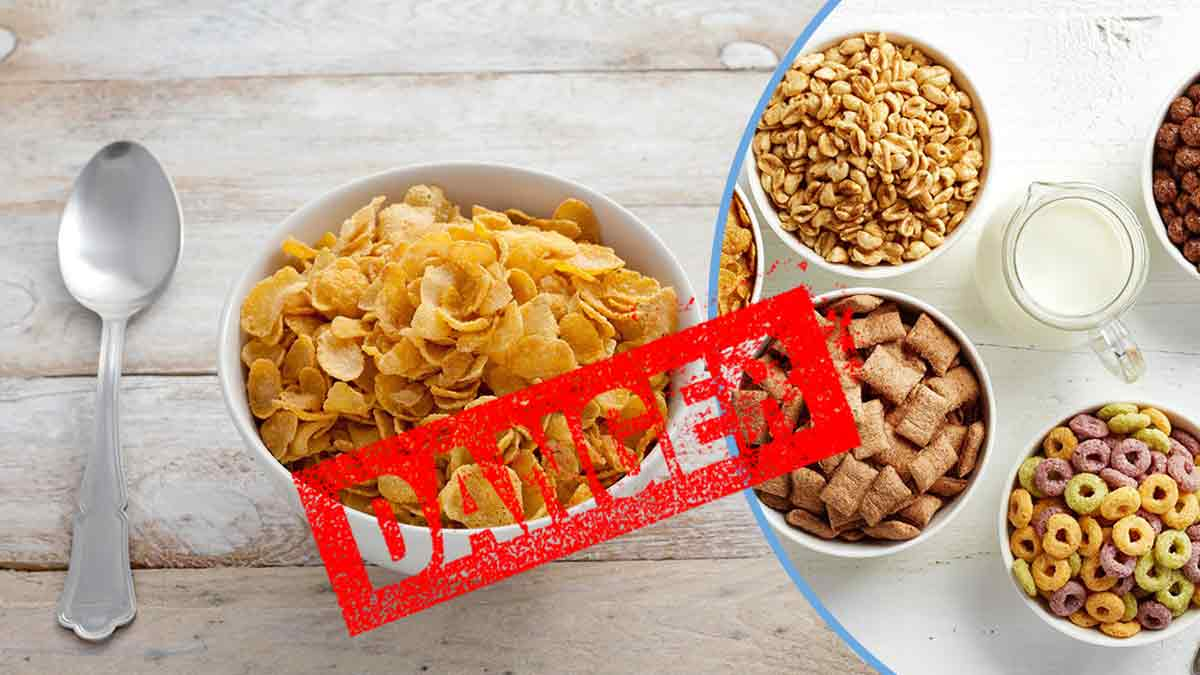 Fanprix : Ces céréales sont DANGEREUSES ! Retournez-les !