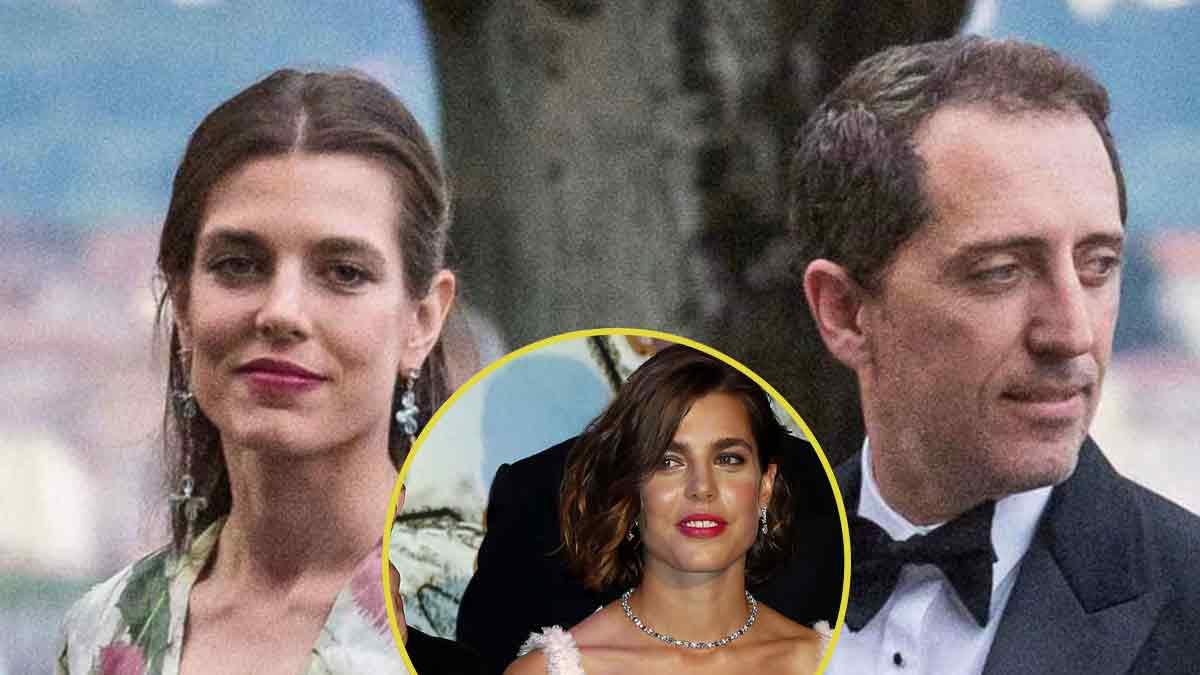Gad Elmaleh : cible des rumeurs d'internet ! Laeticia Hallyday ou Charlotte Casiraghi ?