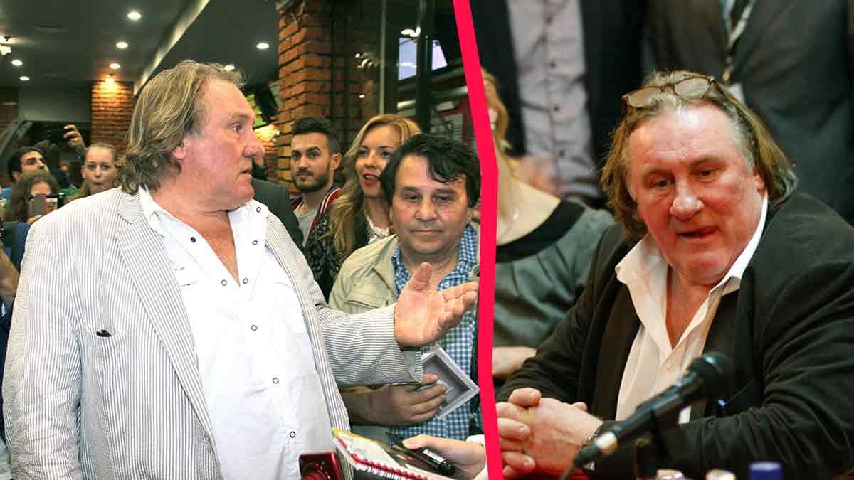Gérad Depardieu emprisonné ? Son affaire continue !
