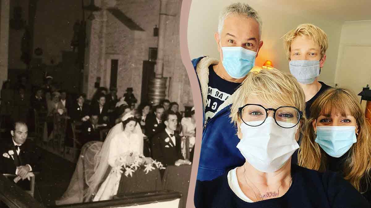 « Je viens de perdre ma grand-mère vendredi » : Laurence Boccolini est nostalgique !