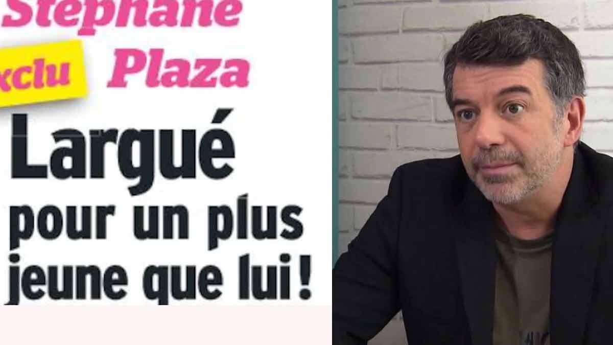 « La ville des amoureux n'a finalement plus amoureux » ! Stéphane Plaza largué par sa compagne !