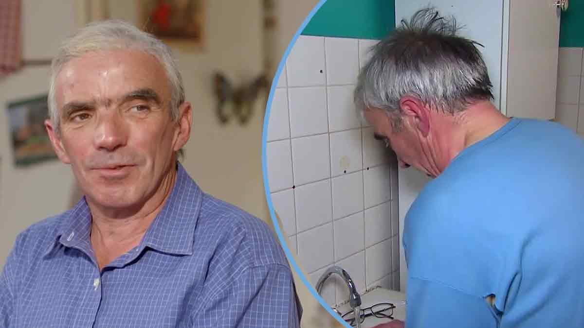« L'amour est dans le pré » : Philippe écœure les téléspectateurs ! « Mais qui se lave encore comme ça ? »