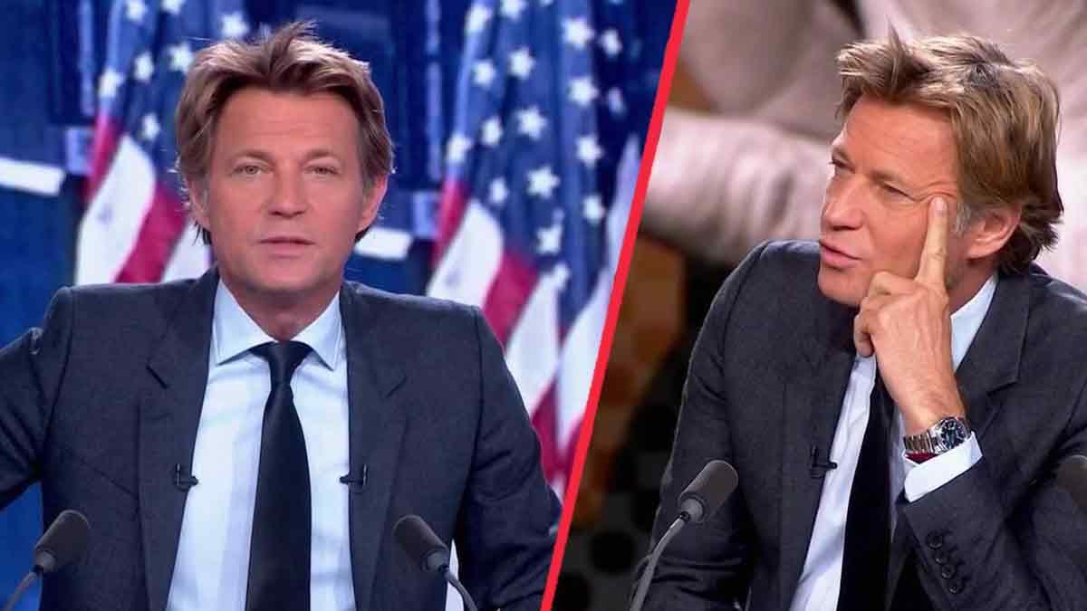 Laurent Delahousse : Grosse erreurs sur le plateau en direct ! Il s'excuse publiquement !
