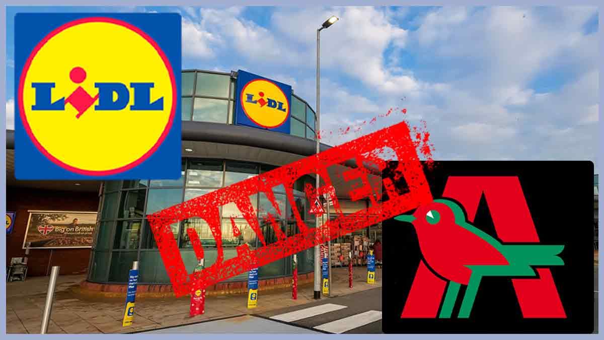 Lidl et Auchan : Ramenez ces produits ! ALERTE SANTE !