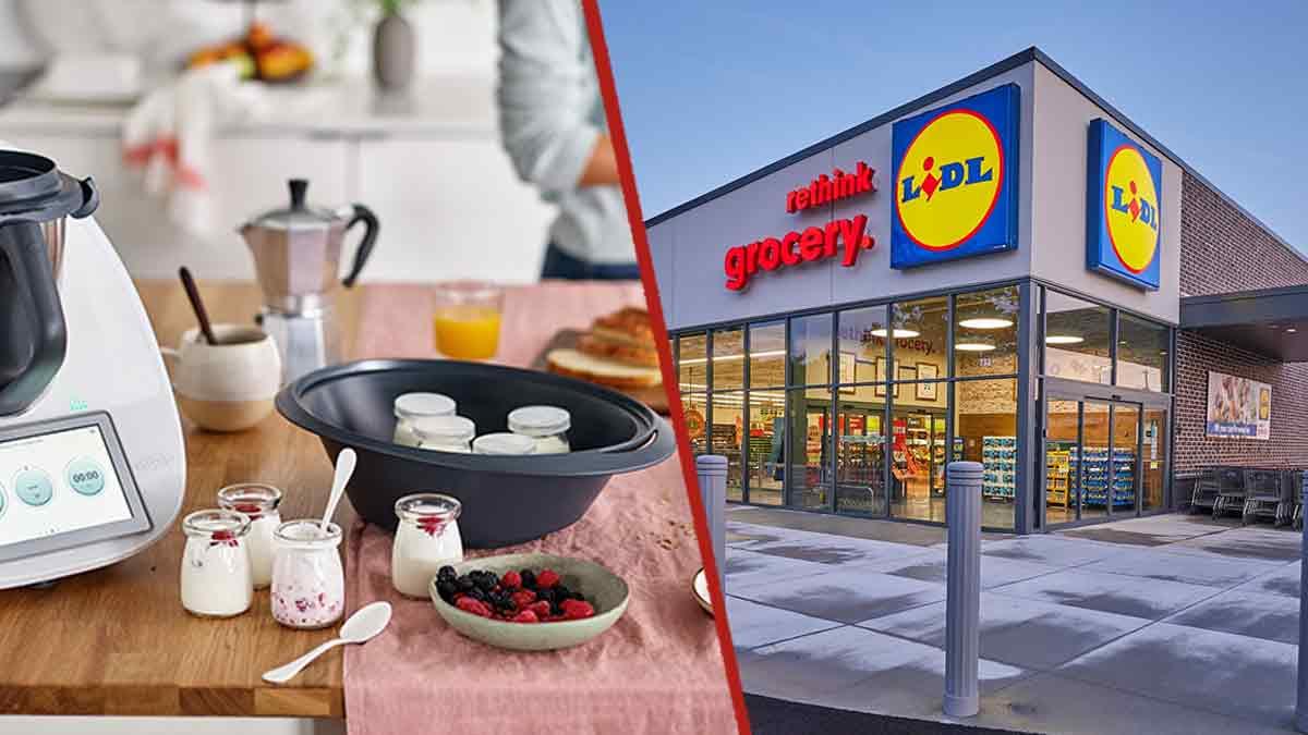 Lidl : La date de retour du Robot Cuisine dévoilé ! Dépêchez-vous pour en acquérir !