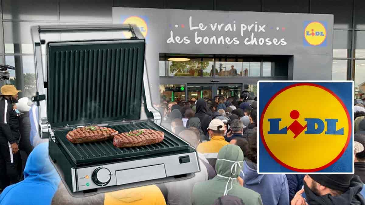 Lidl : Les clients s'arrachent ce produit ! Moins de 39 euros !