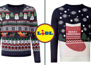 Lidl : Restez stylé avec cette collection de vêtement spécial Noël !