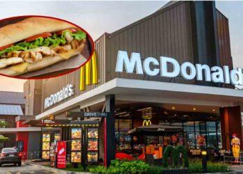 McDo sort un nouveau sandwich ! Rendez-vous en 2021 !