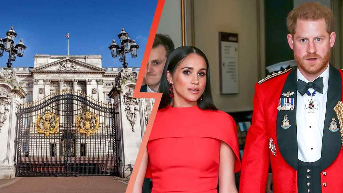 Meghan Markle et Harry : Répudiés par la couronne ? Ils célèbrent seuls !