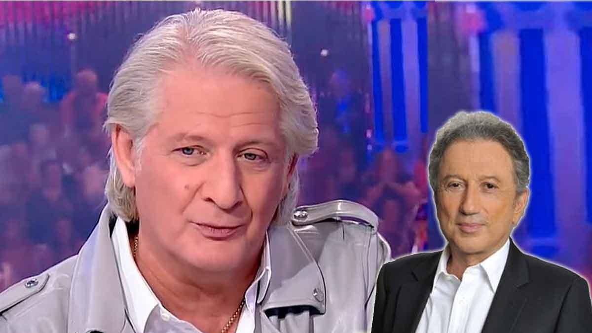 Michel Drucker toujours au plus mal ? Patrick Sébastien donne de ses nouvelles !