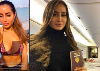 Océane El Himer à Dubaï : elle pose en petite bikini ! Les fans adorent !