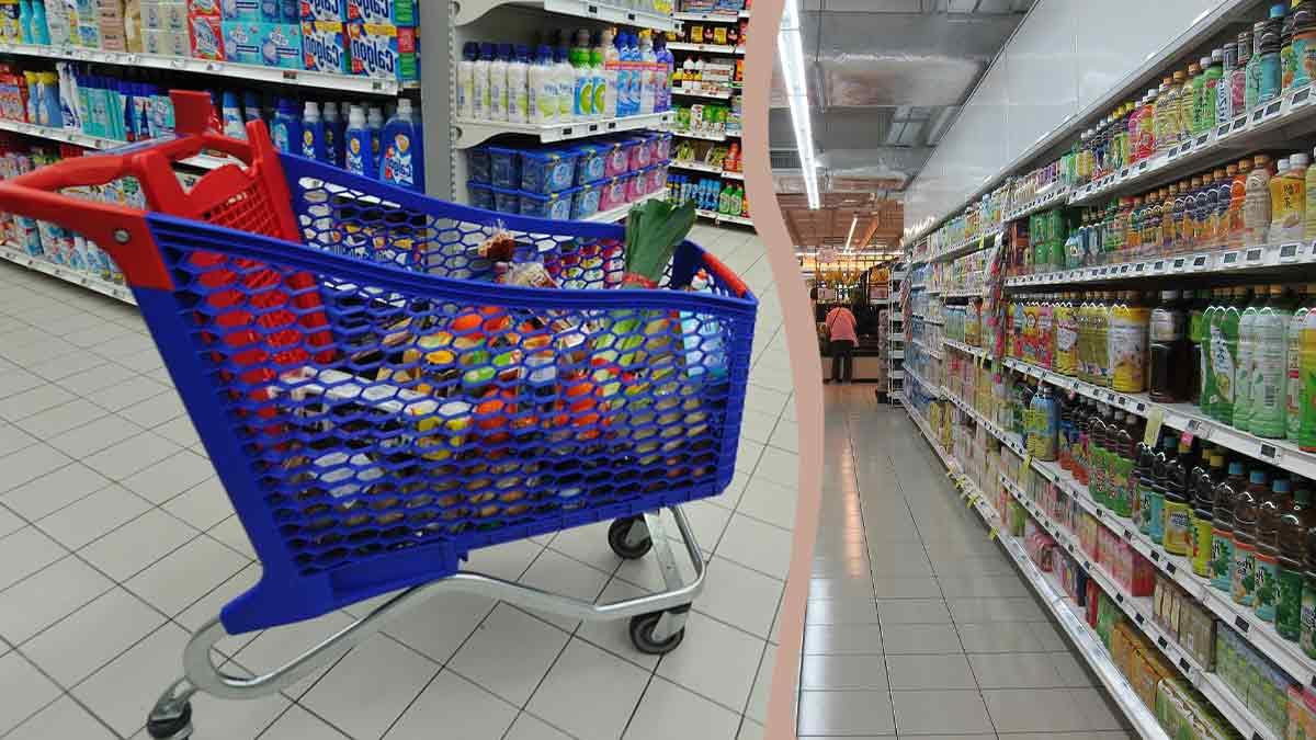 Supermarché : Ils frôlent l'illégalité ! Mesure de confinement non respectée !