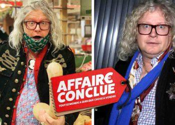Affaire conclue : Pierre-Jean Chalençon dévoile tout ! « Je suis très amoureux »