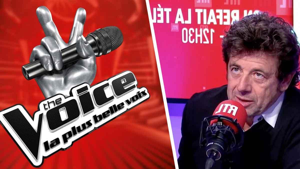 « C'est très gênant ! » : Patrick Bruel parle de The Voice !
