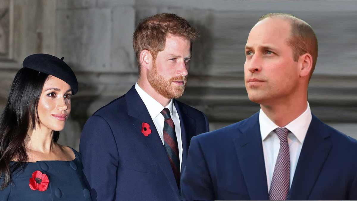 Fausse couche royale : le Prince William soutient publiquement Harry et Meghan Markle !