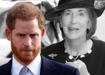 Harry en deuil, totalement dévasté ! Une proche de la famille royale est décédée !