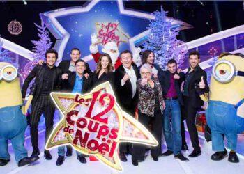« Les 12 coups de midi » : Le programme dévoilé pour l'émission Spéciale Noël !