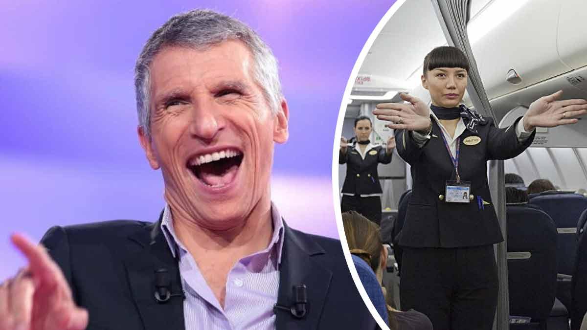 Nagui, une pipe dans l'avion ? Les téléspectateurs n'en peuvent plus !