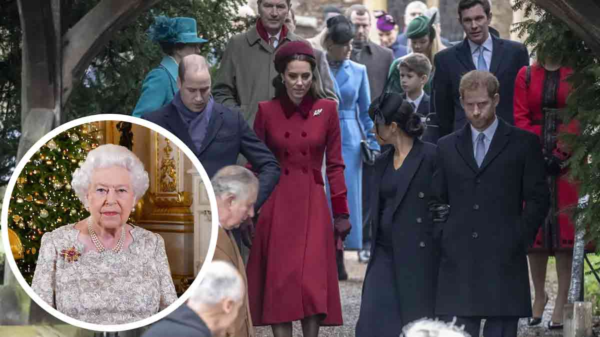 Noël ruiné pour Elizabeth II ? Elle change tout avec cette déclaration !