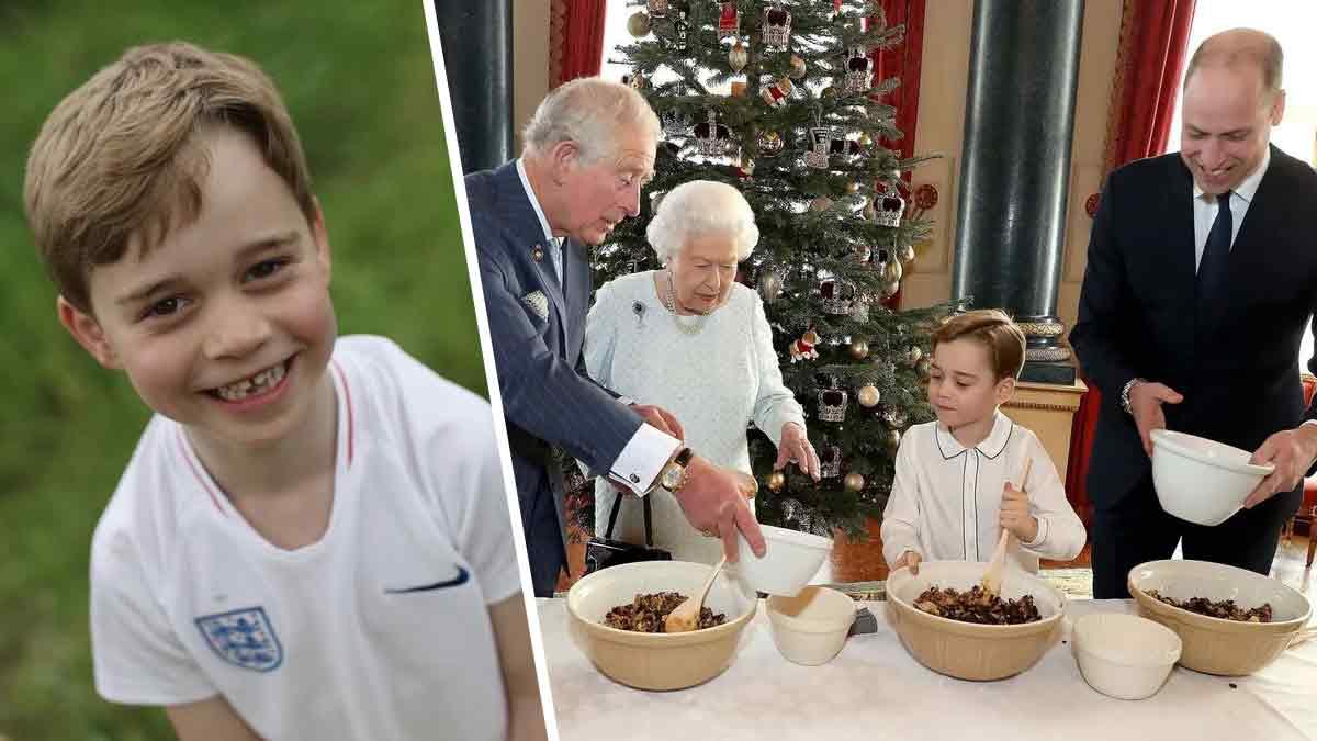Prince Georges : Ce plat mythique est son préféré ! Surprise !