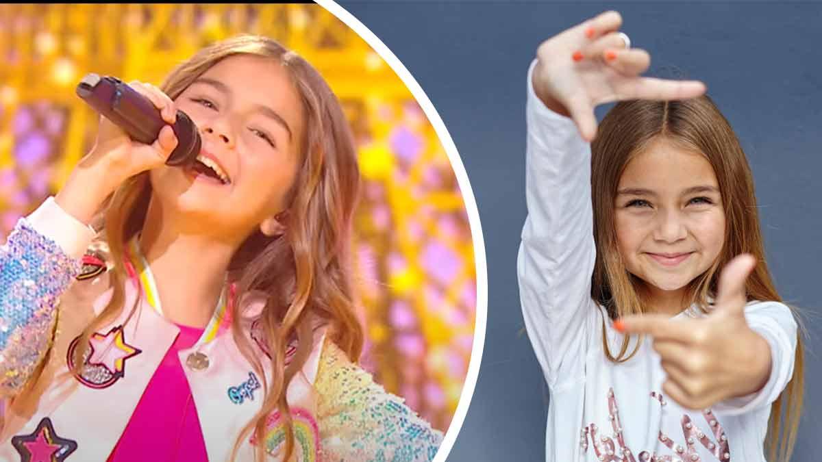 « The Voice Kids », « Eurovision Junior» : Découvrez Valentina Tronel !