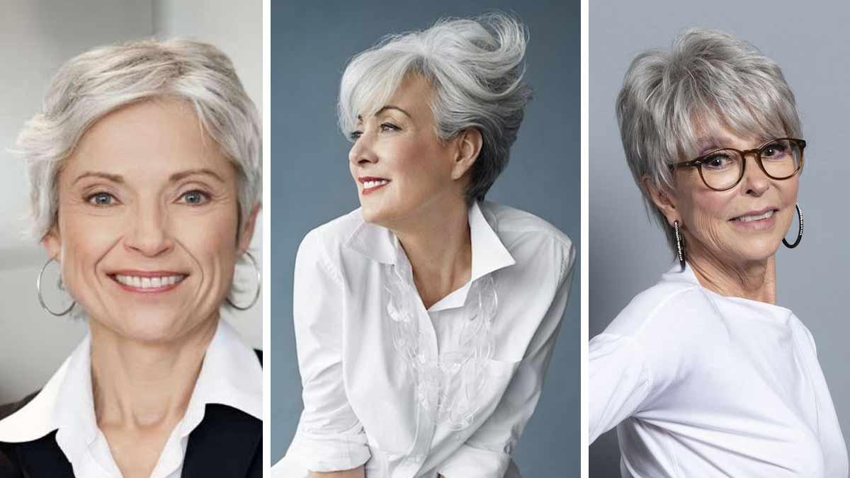 Après 60 ans : quelles coupes de cheveux doit-on adopter afin de paraitre plus jeune?