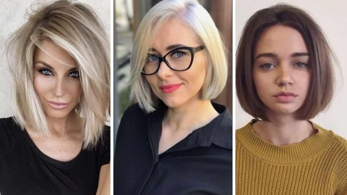 Coupes de cheveux courts