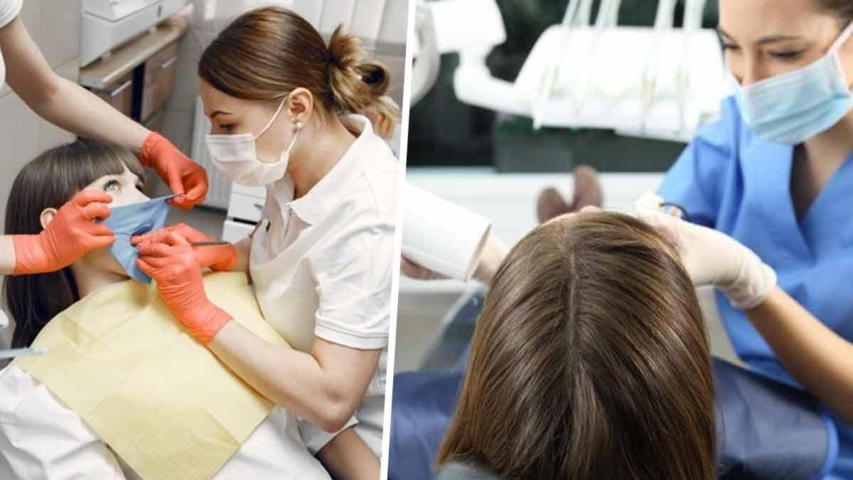 Les influenceurs contre les dentistes