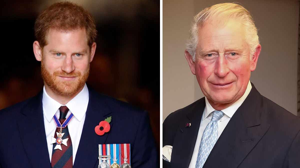 Prince Harry est le fils biologique