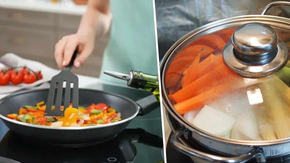Alimentation : 5 erreurs que vous ne devrez plus jamais commettre pour la cuisson des aliments