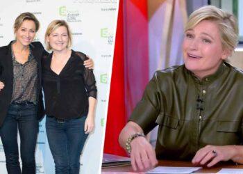Anne-Elisabeth Lemoine: sa confidence intime sur sa relation avec Calogero