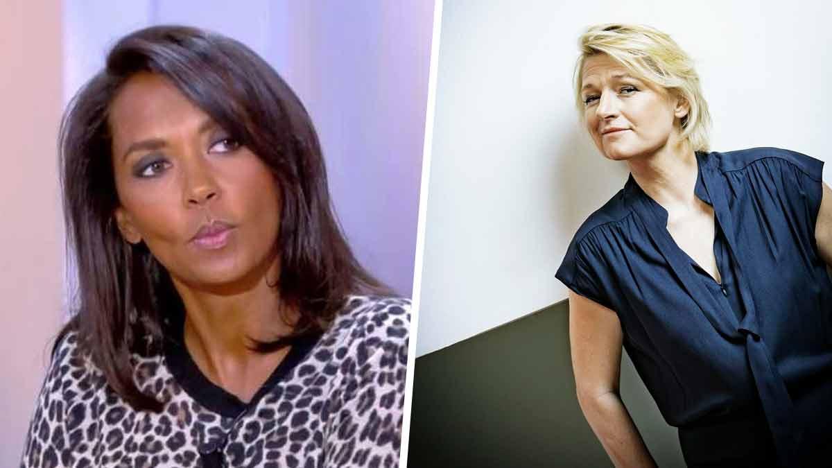 Karine Le Marchand: accusée de grossophobie, elle réagit - découvrez sa réponse cinglante