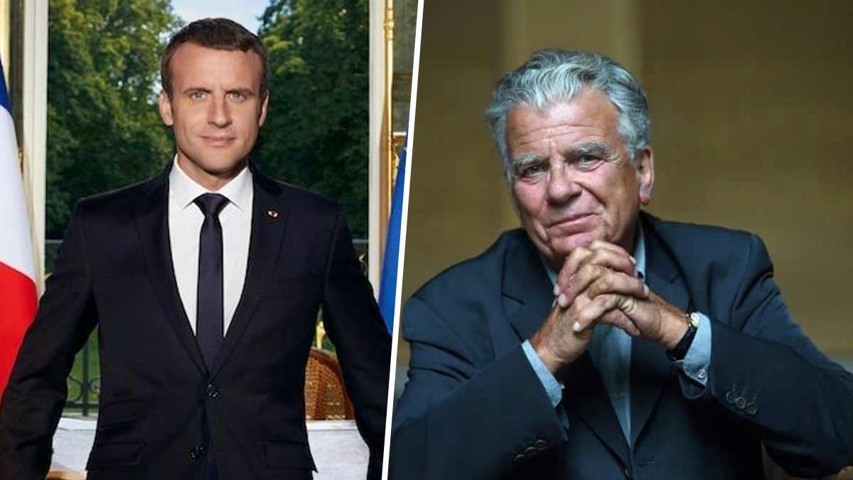 Olivier Duhamel: cette étonnante déclaration d'Emmanuel Macron sur son affaire
