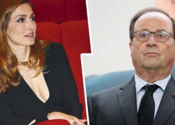 Julie Gayet est fâchée contre François Hollande à cause de ses messages à destination de Juliette Gernez