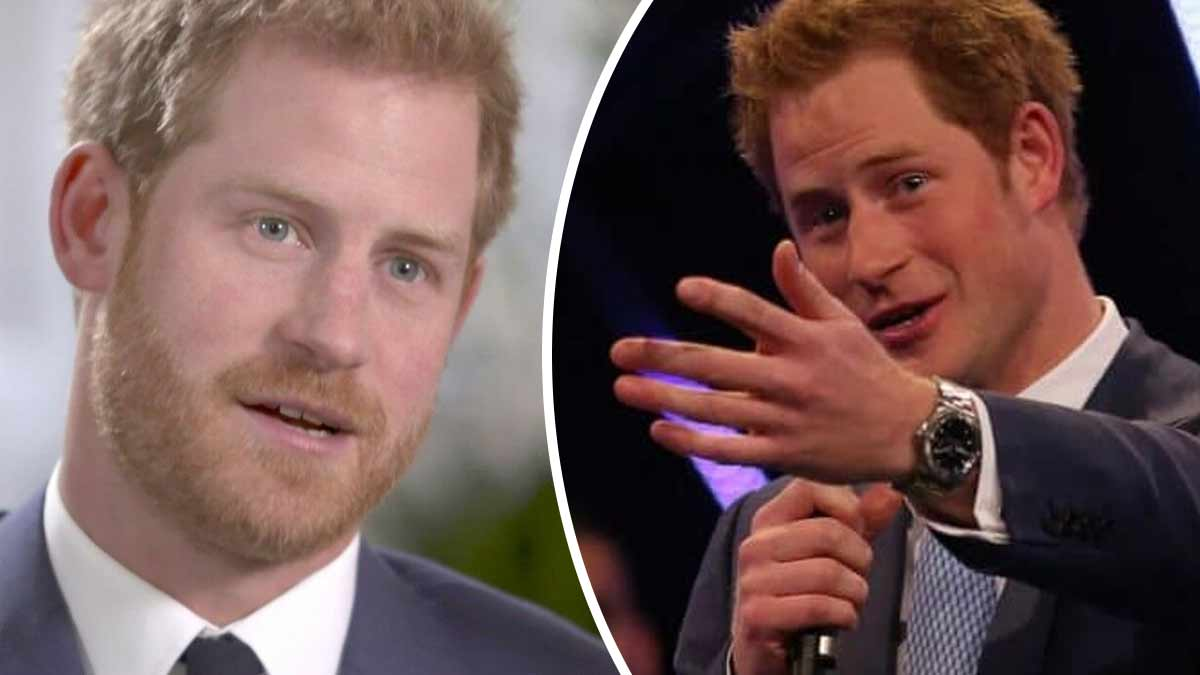 Le prince Harry destitué